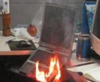 Panas Pada Laptop